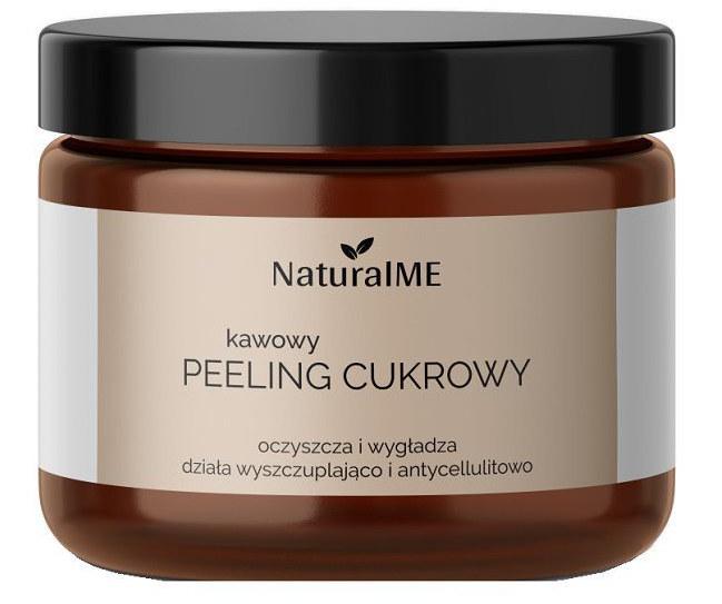 Peeling cukrowy NaturalME /INTERIA.PL/materiały prasowe
