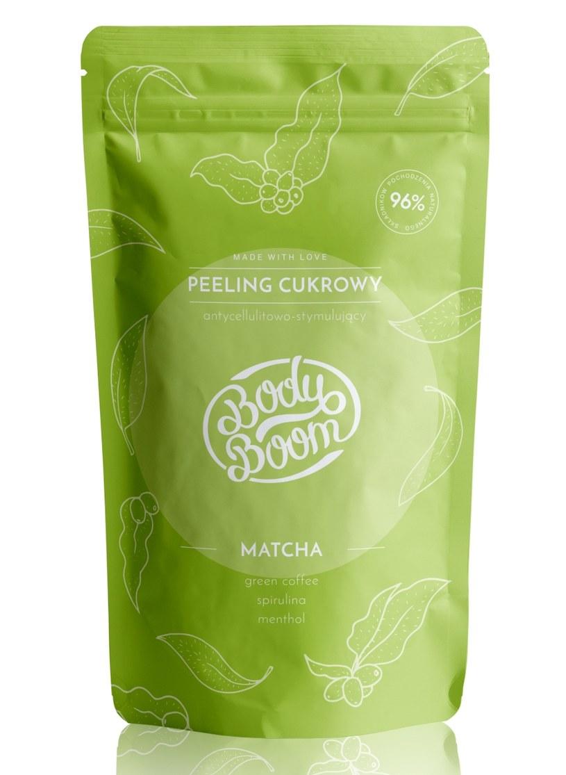 Peeling cukrowy - nowość od BodyBoom /materiały prasowe