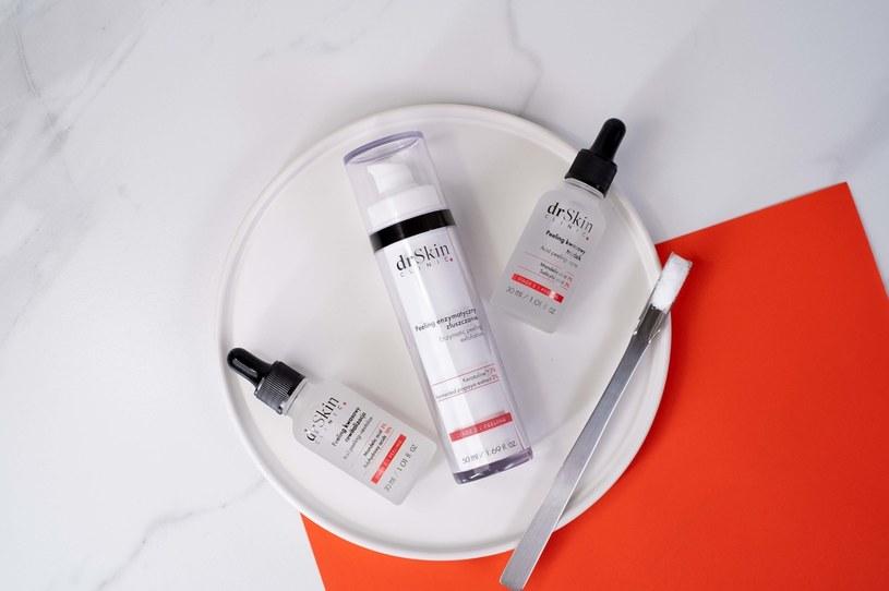 Peeling skóry ma ogromne znaczenie w profesjonalnej pielęgnacji /materiały prasowe