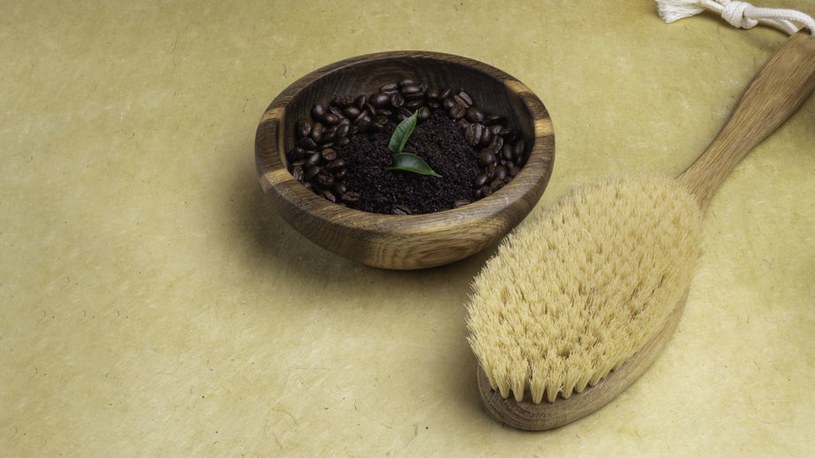 Peeling z kawy /©123RF/PICSEL