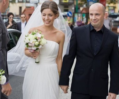 Peja wziął ślub