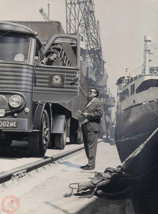 Pekaes powołano w 1958 roku /Archiwum Akt Nowych