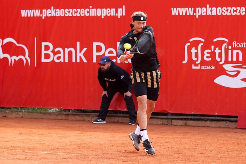 Pekao Szczecin Open /Krzysztof Cichomski /Newspix