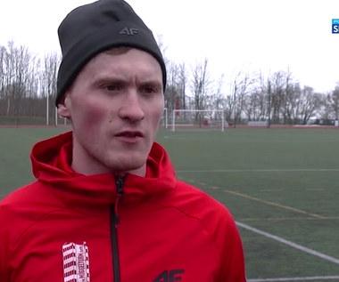 Pekin 2022. Marcin Bachanek: W Pekinie mogę nawet zapłacić frycowe (POLSAT SPORT). Wideo