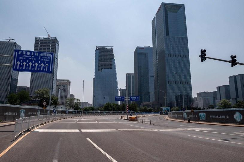 Pekin ma więcej miliarderów niż jakiekolwiek inne miasto świata /AFP