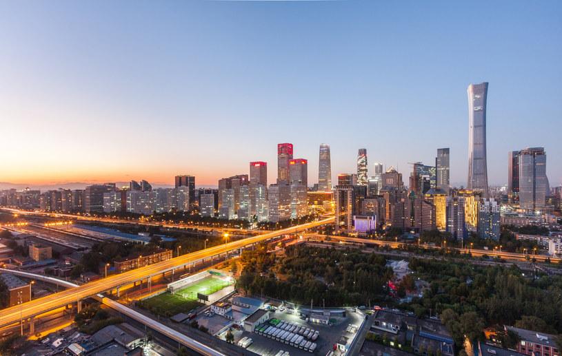 Pekin - panorama miasta /123RF/PICSEL