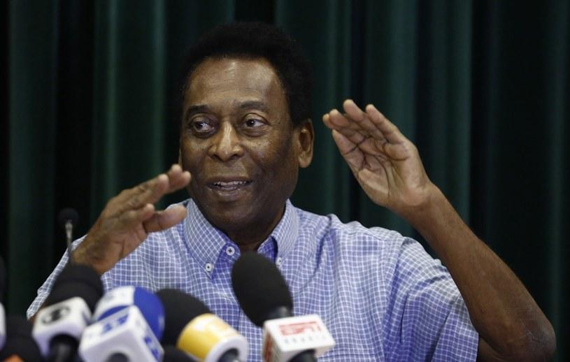 Pele jest przekonany, że wygra przed sądem /AFP
