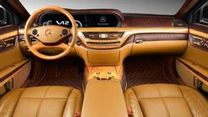Pełen luksus - Mercedes S 600 od TopCar