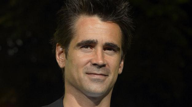Pełen pogody ducha i zadowolony z życia Colin Farrell / fot. Kevin Winter /Getty Images/Flash Press Media