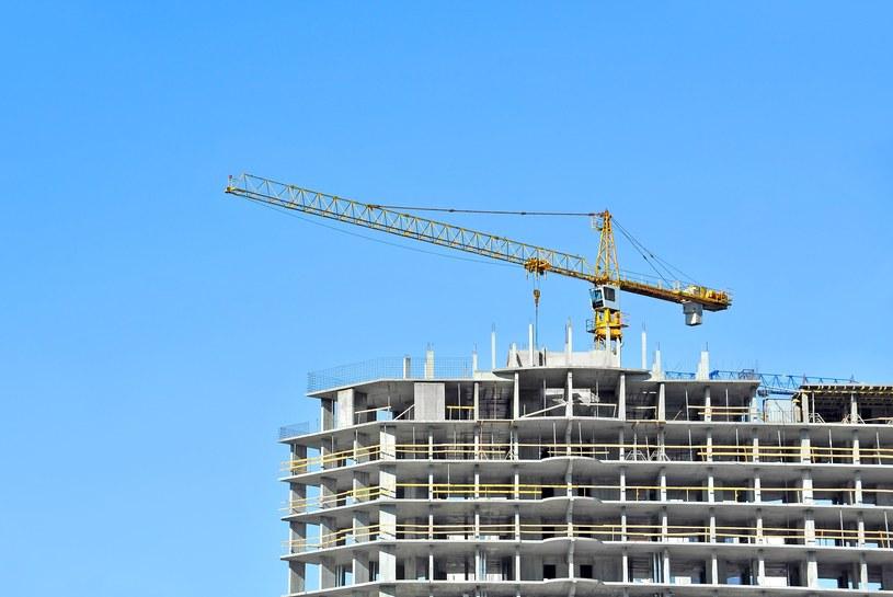 Pełen rozruch sezonu budowlanego zaowocował zwłaszcza w marcu wynikami budzącymi prawdziwy respekt /123RF/PICSEL