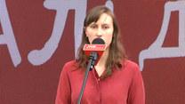 Peljak-Łapińska o Białorusi: Skala represji po wyborach prezydenckich jest ogromna