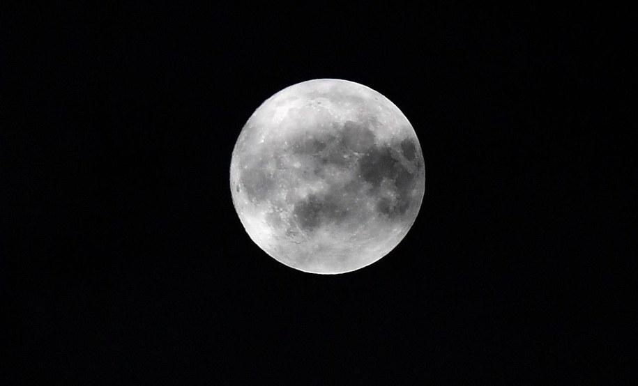 Pełnia Księżyca / Marcin Bielecki    /PAP