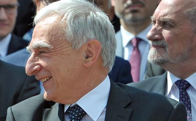 Pełnomocnik rządu ds. strategicznej infrastruktury energetycznej Piotr Naimski /PAP