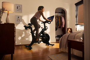 Peloton - platforma do ćwiczeń, która zabija  kluby fitness
