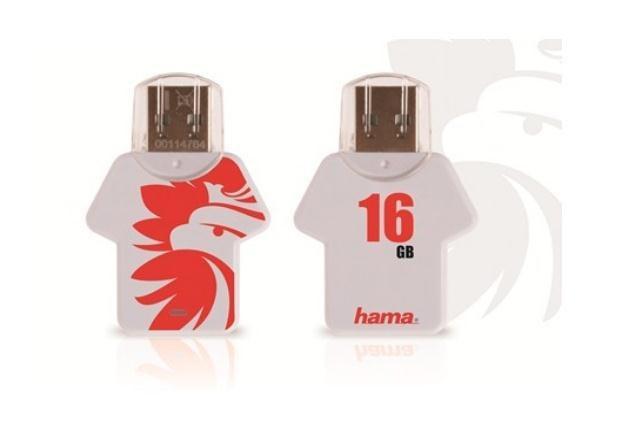 Pendrive stworzony z myślą o Euro 2012 /materiały prasowe