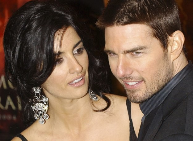 Penélope Cruz i Tom Cruise /Getty Images/Flash Press Media