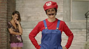 Penelope Cruz z...wąsami