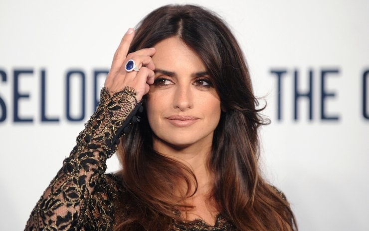 Penelope Cruz /Getty Images