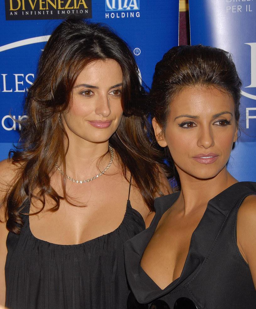 Penelope i Monica Cruz /Charley Gallay /Getty Images