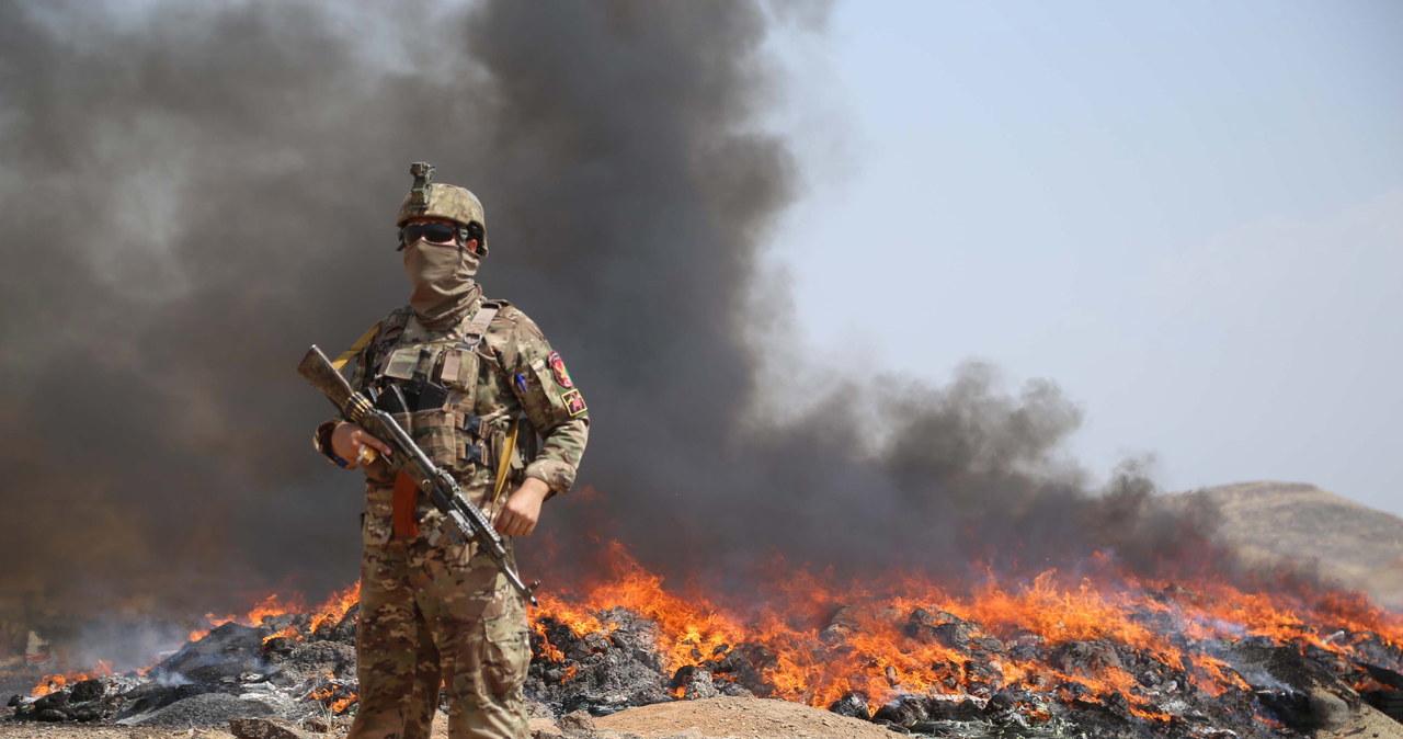 Pentagon: Afgańskie siły mają przewagę nad Talibami, muszą tylko jej użyć