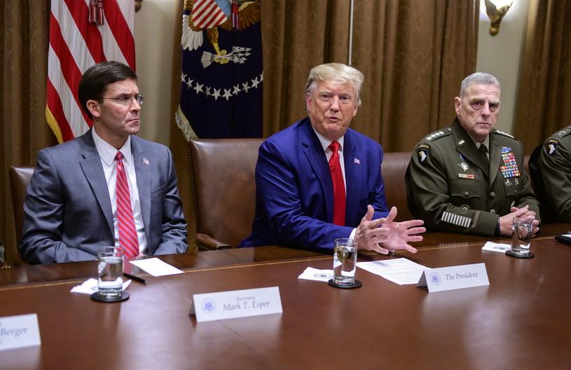 Pentagon grozi Turcji /Ron Sachs    /PAP
