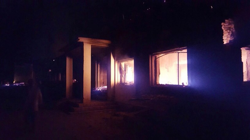 Pentagon przyznał, że przeprowadzono atak w pobliżu szpitala /PAP/EPA