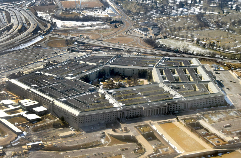 Pentagon (zdjęcie ilustracyjne) /123RF/PICSEL