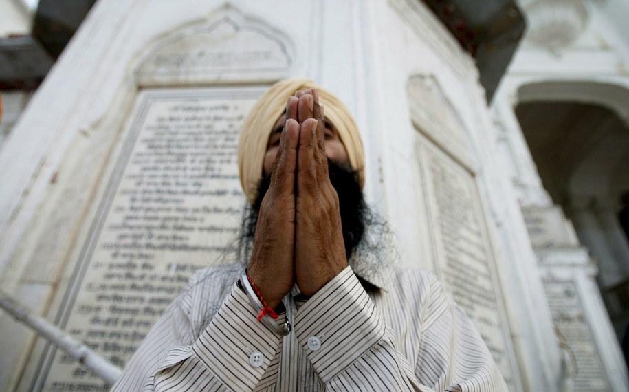 Pentagon zezwolił trzem sikhijskim rekrutom na noszenie... brody. Zdjęcie ilustracyjne /RAMINDER PAL SINGH    /PAP/EPA