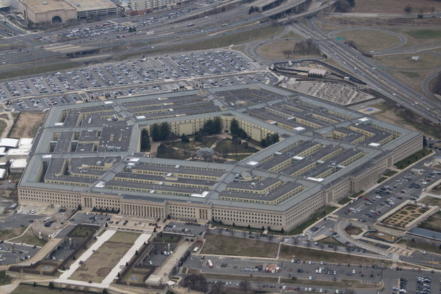 Pentagon /Sachs Ron/CNP/ABACA /PAP/EPA