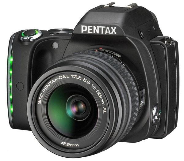 Pentax K-S1 /materiały prasowe