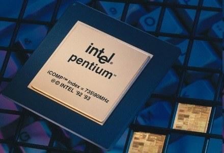 Pentium rzeczywiście zrewolucjonizował rynek. /materiały prasowe