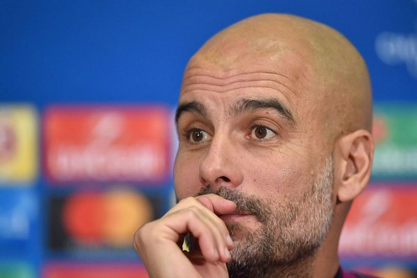 Pep Guardiola latem będzie musiał szybciej działać na rynku transferowym /AFP
