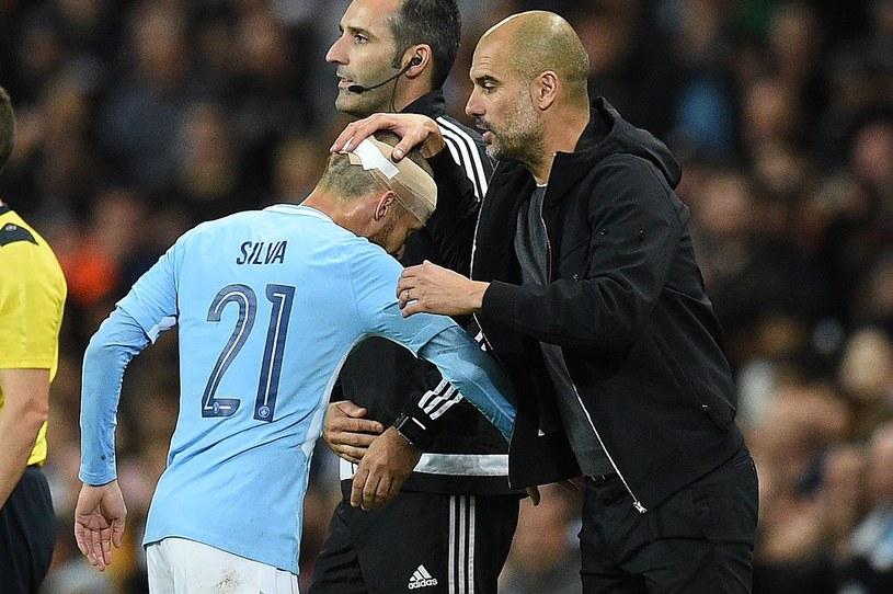 Pep Guardiola, menedżer Manchesteru City /AFP