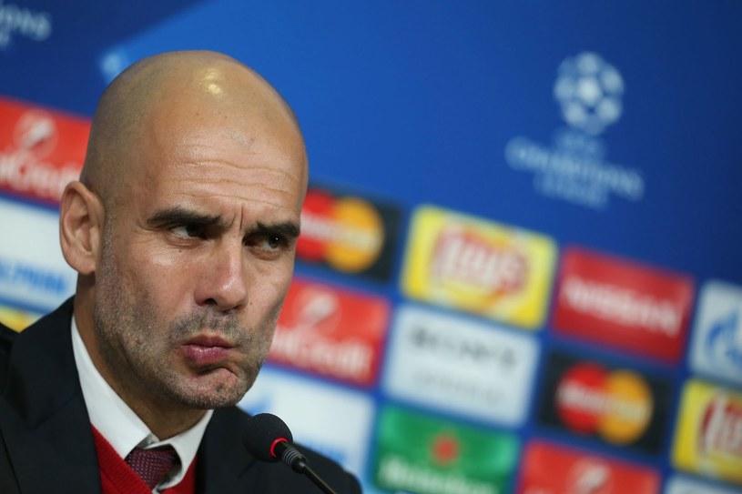 Pep Guardiola myśli już nad przebudową Manchesteru City /AFP