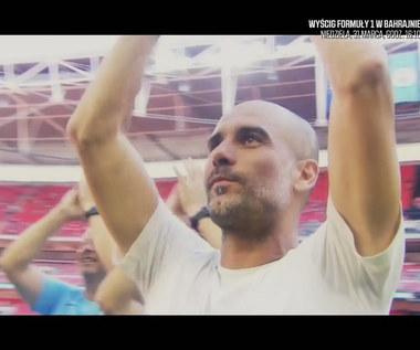 Pep Guardiola - najlepszy aktualnie pracujący trener? Wideo