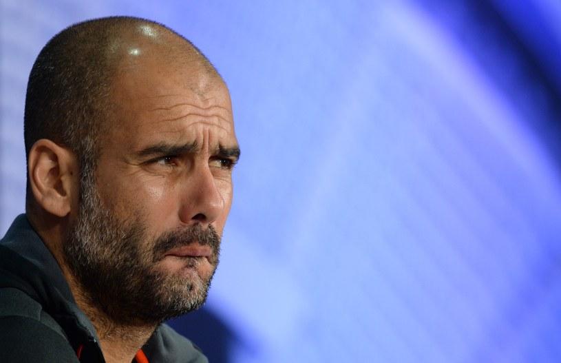 Pep Guardiola nie chce odchodzić z Bayernu Monachium /AFP