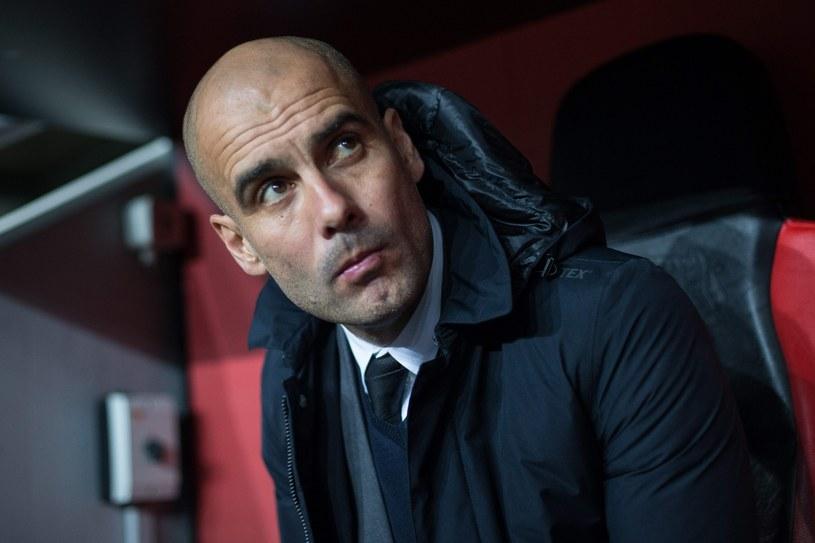 Pep Guardiola po sezonie odchodzi z Bayernu Monachium /PAP/EPA