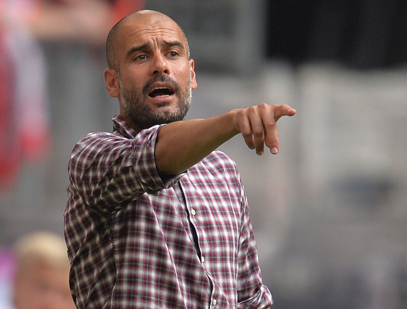 Pep Guardiola /AFP