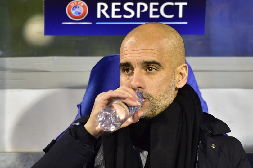 Pep Guardiola /PAP
