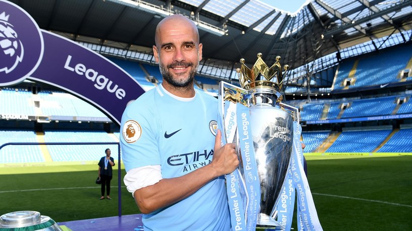 Pep Guardiola /Getty Images