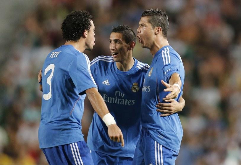 Pepe, Di Maria i Ronaldo to gracze agenta Jorge Mendesa /AFP