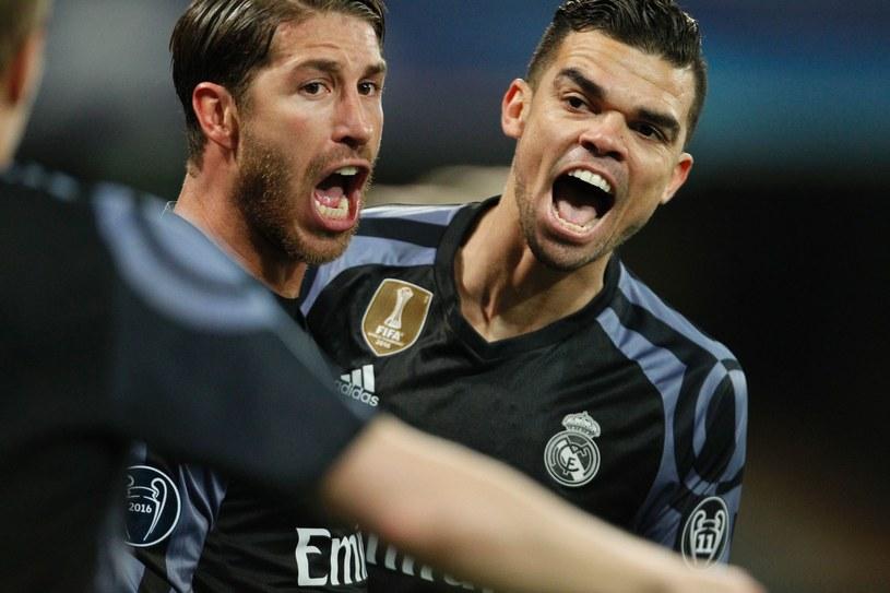 Pepe (z prawej) /AFP