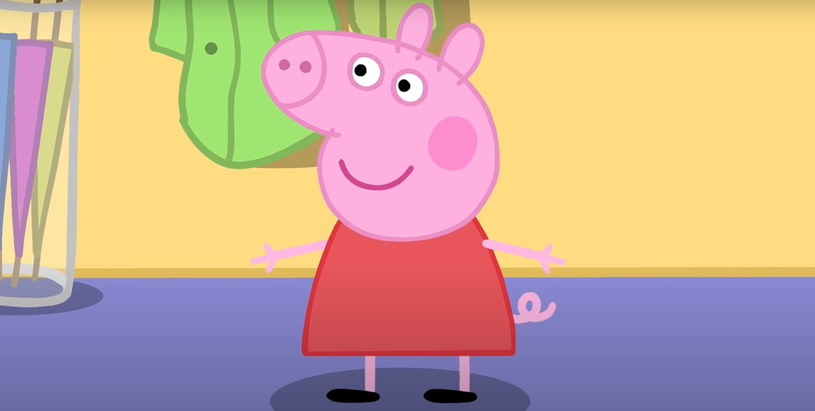 Peppa Pig /materiały prasowe