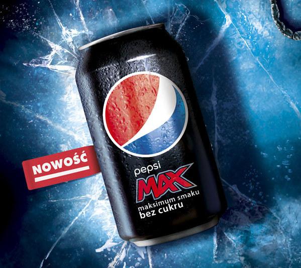 Pepsi Max ma nowy smak i nowe opakowanie /materiały prasowe