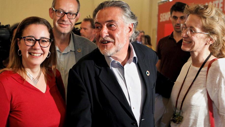 Pepu Hernandez, kandydat PSOE na prezydenta \madrytu /Paolo Aguilar    /PAP/EPA