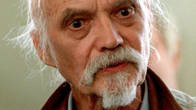 """Per Oscarsson w 2000 roku na planie serialu """"Mr. Von Hancken"""" /AFP"""