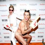 Perez Hilton sparodiował Miley Cyrus