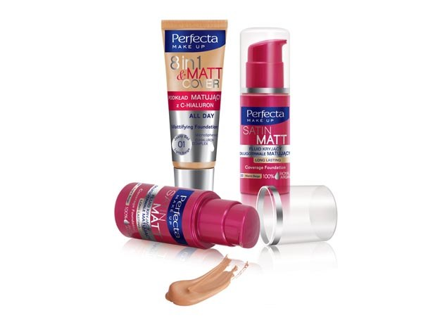 Perfecta Make-up /materiały prasowe
