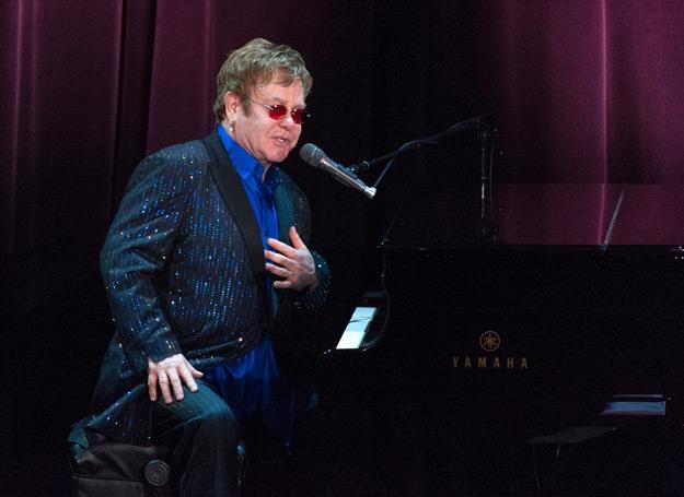 Perfekcjonista Elton John - fot. D Dipasupil /Getty Images/Flash Press Media