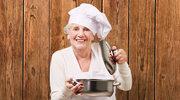 Perfekcyjna kucharka - dopiero po pięćdziesiątce